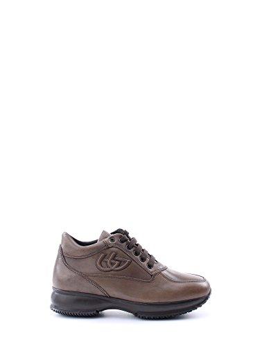Byblos Blu 657103 Sneakers Donna Pelle Talpa Talpa 36