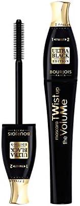 Bourjois, Twist Up The Volume. Mascara. 52 Ultra Black. 8 ml - 0.27 fl oz