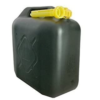20L JERRY CAN  + FLEXIBLE SPOUT W29