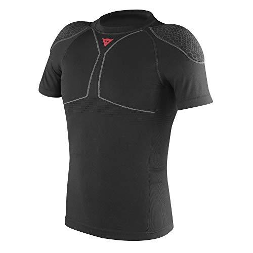 Dainese Herren Trailknit Pro Armor T-Shirt, Schwarz, M -
