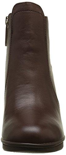 Tommy Hilfiger J1285akima 8a, Bottes Classiques femme Marron - Braun (COFFEEBEAN 212)