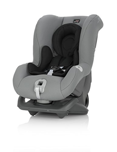 Britax Römer Autositz First Class Plus, Gruppe 0+/1 (Geburt - 18 kg), Kollektion 2016, steel grey