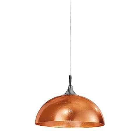 Shell Pendant Light Single Bulb