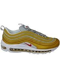 Nike Sneakers Air Max 97 SSL Oro Grigio Bianco Rosso BV0306-700 (43 - 029b89a3171