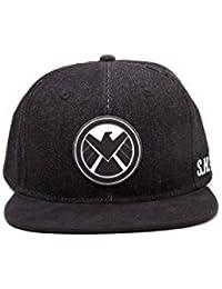 Unisex Pro Devs Qvod Licentia Patch Cuffless Beanie Hat, Blue, One Size Meroncourt