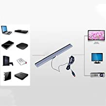 SLB Works Brand New New Wired Infrared Ray Sensor Bar For Nintendo Wii Remote Controller Hot ~D