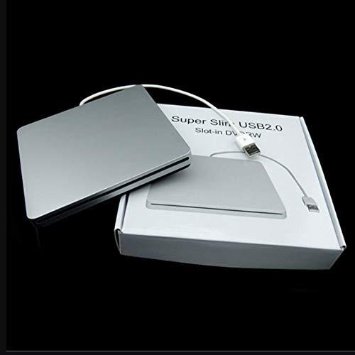 Laptop-Typ Absaugung Super Slim USB 2.0-Steckplatz im Gehäuse des externen DVD-Brenners für Externe Laufwerke fghfhfgjdfj