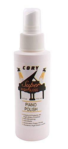 CORY SUPER HIGH-GLOSS für hochglänzende Lackoberflächen 4oz/118 ml -81211-