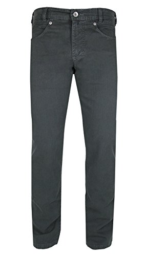 Stretch-gabardine (JOKER Jeans | Freddy ( Straight Fit ) Stretch-Gabardine dark grey)