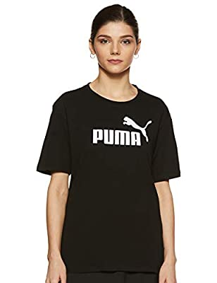 Puma Women's Regular fit Sports T-Shirt