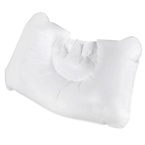 valneo Cuscino per Vasca da Bagno, Gonfiabile - Cuscino per Il Collo, Cuscino Comfort, Cuscino Rilassante