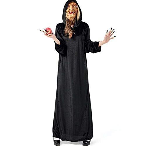 Halloween Kostüm Aus Tv Shows Und Filme - MSSugar Damen Hexenkostüm Spellbound Hexe Halloween