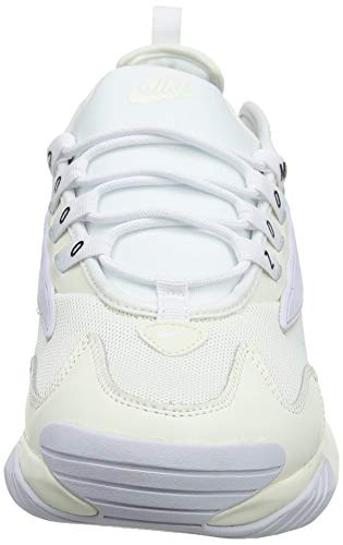 Nike Zoom 2K, Scarpe da Running Uomo, Multicolore (Sail/White/Black 100), 42 EU Img 3 Zoom