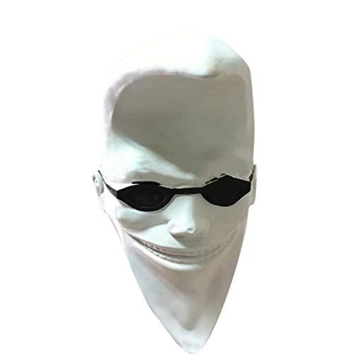 Baby Buddha Halloween Kostüm - Aoogo Halloween Cosplay Scary Mask Kostüm