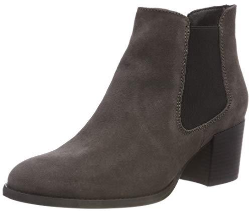 Tamaris Damen 25381-21 Chelsea Boots Grau (Anthracite 214) 40 EU