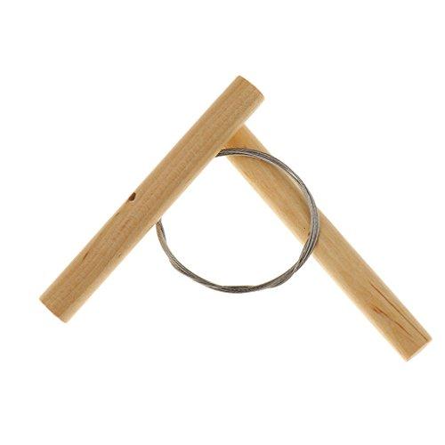 Sharplace Modellier Werkzeug Töpferwerkzeug Tonschneider Drahtschlinge für Käse Werkzeug Keramik Teig