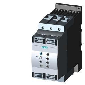 SIEMENS SIRIUS - ARRANCADOR S3 80A 45KW 200-480V CONEXION RESORTE PROTECCION
