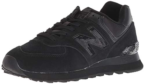 New Balance 574v2, Scarpa da Tennis Donna, Nero Black Fha, 39 EU
