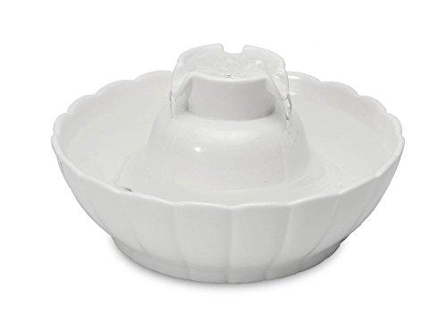 whh-lotus-ceramic-21l-70-oz-pet-water-fountain-white