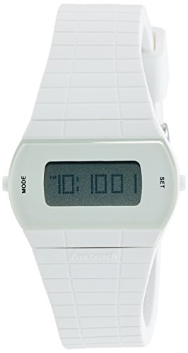 Fastrack Casual Digital Gray Dial Women's Watch - 68001PP01J