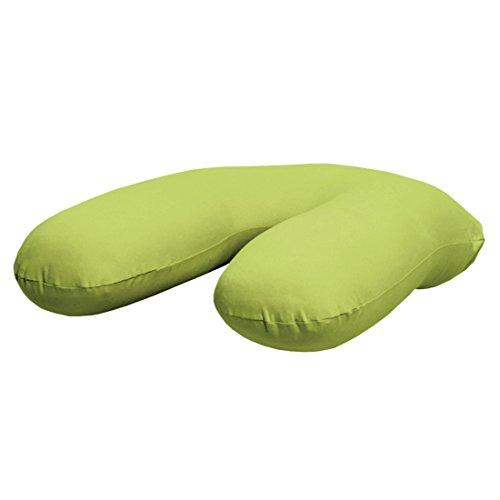 Terapy ULI Indoor Sitzsack-Lehne / Stillkissen, 100x80x30cm - Armlehne in grün