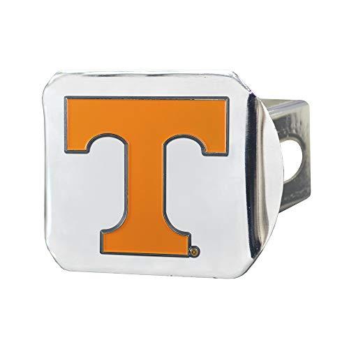 SLS Tennessee Volunteers 3D Color Emblem Chrom Abdeckung Abdeckung für Anhängerkupplung (Metall-anhängerkupplung Abdeckung)