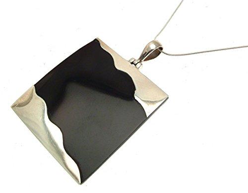 Statement Halsketten für Frauen 925Silber Anhänger 114128