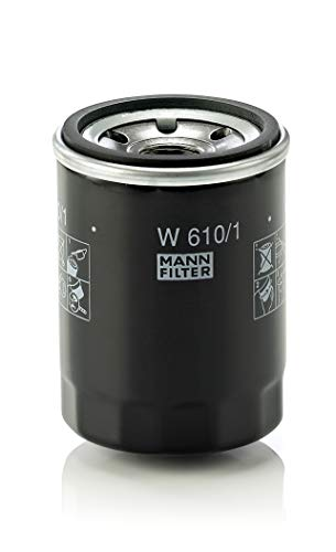 Original MANN-FILTER Ölfilter W 610/1 - Für PKW und Nutzfahrzeuge