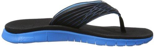 Hurley x Nike Free Phantom Sandal Bleu Noir Bleu - Blau (Cyan)