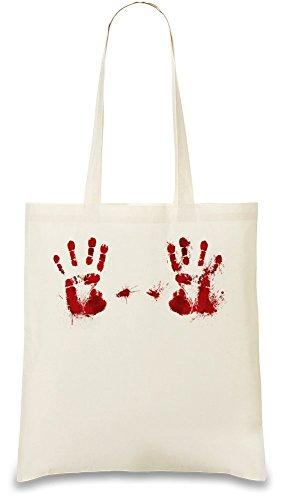 Bloody Hand sacchetto