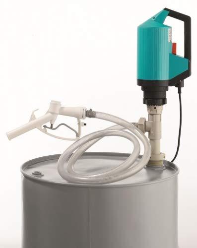 Elektrische Fass-Pumpe Basis-Set für Chemikalien