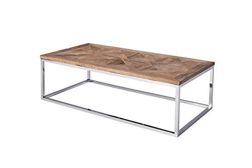CAGUSTO® Wohnzimmertisch PURE aus Holz (massiv und alt