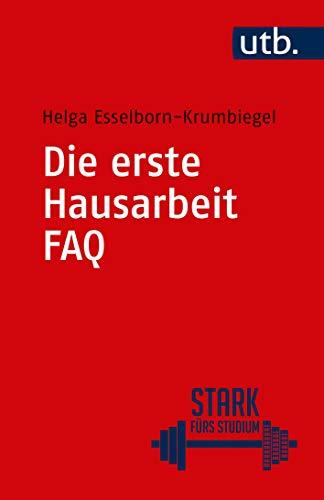 Die erste Hausarbeit - FAQ (Stark fürs Studium)