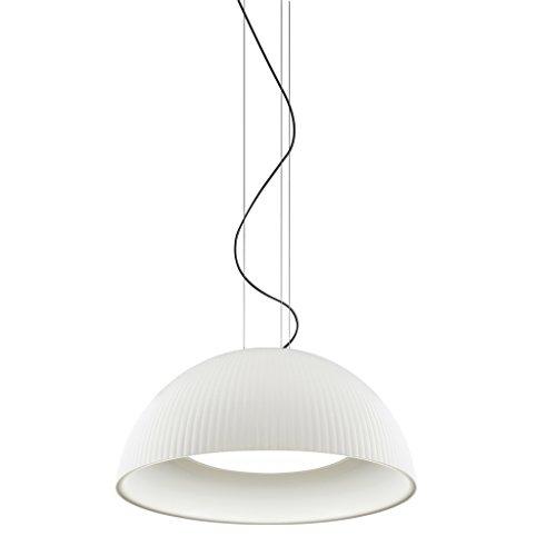 LEDS-C4 Aura - luminaire Aura LED 40 W 3000 K RGB blanc mat