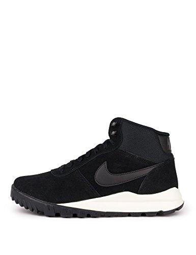 Nike Wmns Hoodland Suede, Chaussures de Sport Femme Noir (Black / Black-Gum Light Brown-Sl)