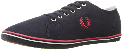 Fred Perry - Kingston Twill, - Uomo Blu
