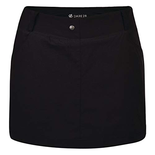 31mf2tGdVlL. SS500  - Dare 2b Women's Melodic Iii Water Repellent Lightweight Hiking Skirt