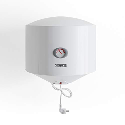 ELDSTAD Boiler PERMA PLUS Warmwasserspeicher weiß 35-100 L Sicherheitsventil (35 l)
