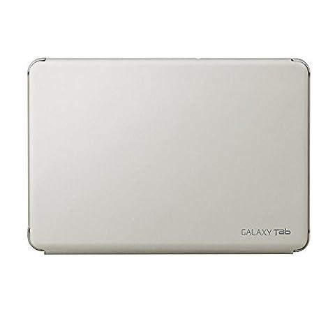 Samsung Original Diary Tasche (EFC-1B1N) für Samsung Galaxy Tab 10.1 und 10.1N (P7500, P7510, P7501, P7511) weiß