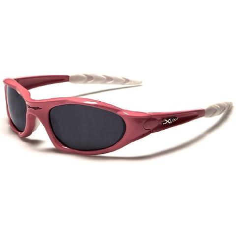 X-Loop ® Gafas de Sol - La nueva colección 2013-14 - Modelo Deportivo - Gafas de Sol / Esqui / Deportes - Protección UV400 (Edición