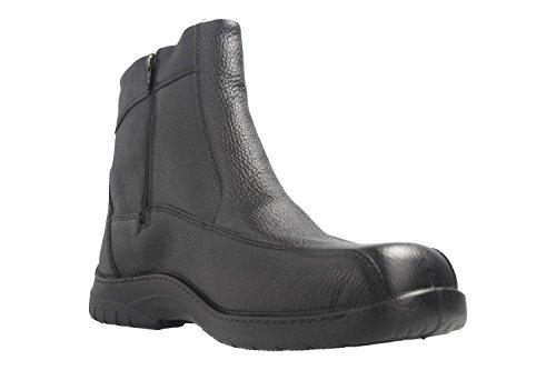Warm Schneestiefel Schwarz gefütterte Herren Feetback Jomos EaZWqAfF1n