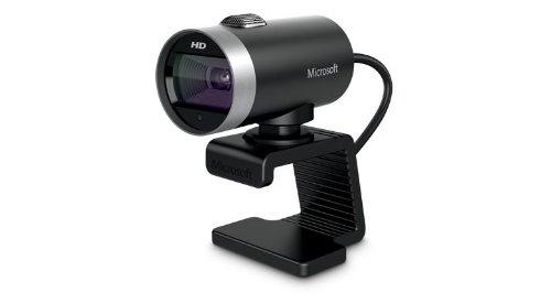 Microsoft Webcam LifeCam Cinema (5 Megapixel, USB 2.0, Verpackung für Unternehmen)