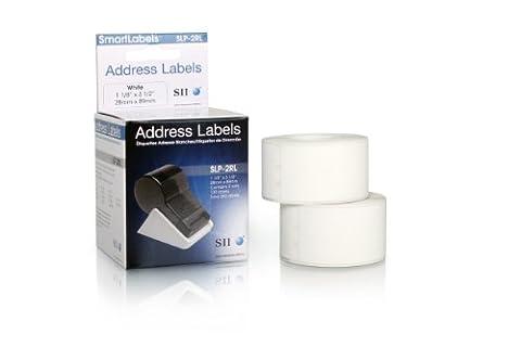 Seiko SEK41000 Address Labels - White