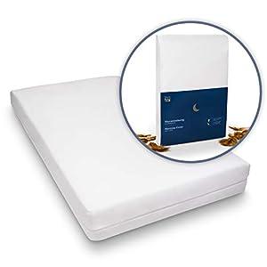 Blumtal Matratzenbezug für Allergiker, Milbenbezug – Matratzenschutz, atmungsaktiv, verschiedene Größen