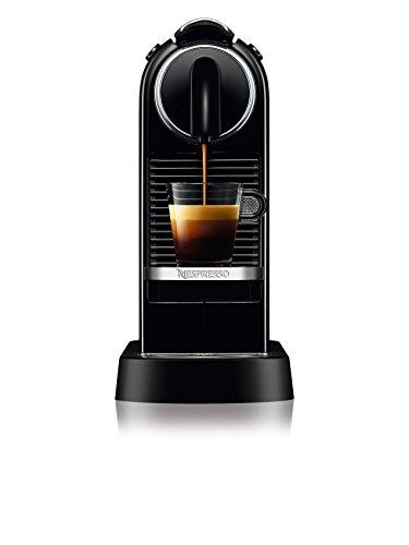 prezzo Nespresso EN167.B Citiz Macchina per Caffè Espresso di De'Longhi, Nero