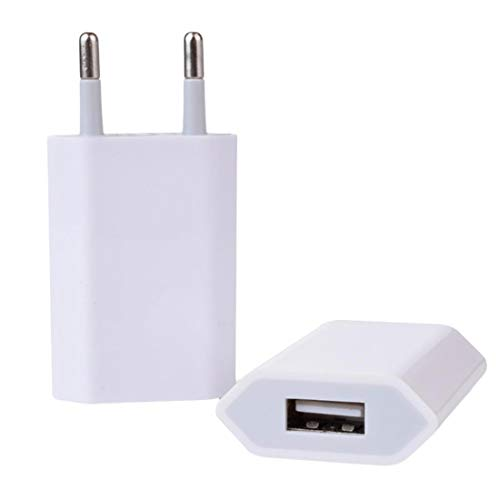USB Stromadapter 1000mAh 5V MD813ZM/A Modell A1400 für Apple