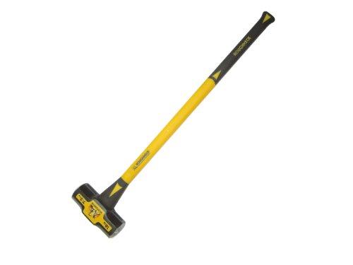 Roughneck 65633 Sledge Hammer 10lb F/glass Handle Test