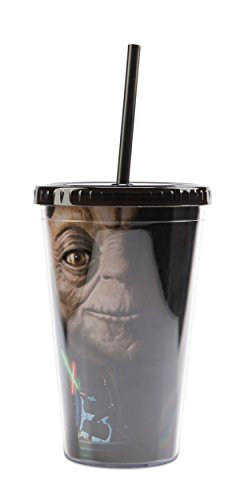 Star Wars Big Yoda Tumbler