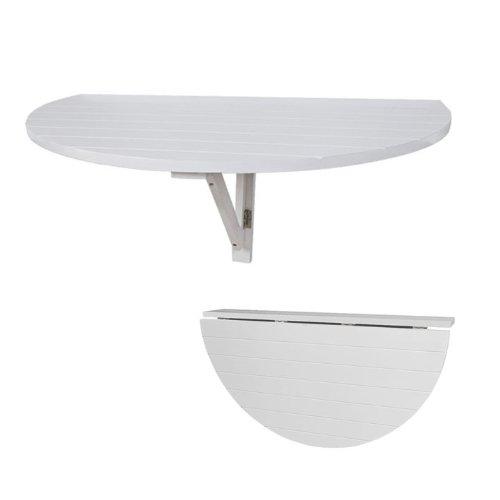 Tavoli Pieghevoli Ikea Muro.Sobuy Tavolo Pieghevole A Muro Tavolo Pieghevole Semicircolare