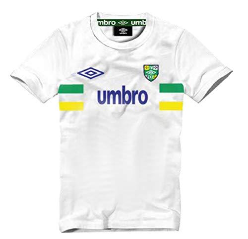 Umbro - Camiseta - para Hombre Bianco X-Large
